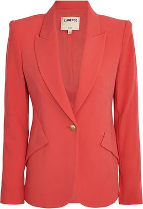 L'Agence Chamberlain Suiting Blazer