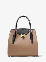 Michael Kors Bancroft Large Leather Tote