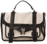 Proenza Schouler Medium Canvas PS1 Satchel