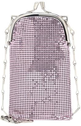 Paco Rabanne Exclusive to Mytheresa Frame mesh shoulder bag