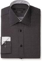 Sean John Men's Tailored Fit Polka Dot