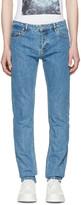 Kenzo Blue Slim Jeans