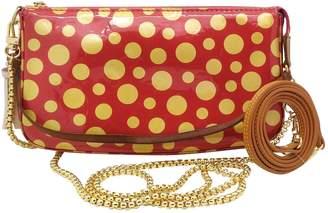 Louis Vuitton Pochette Accessoire Red Patent leather Clutch bags