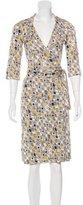 Diane von Furstenberg Denise Silk Wrap Dress