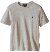 Polo Ralph Lauren 20/1 Jersey Crew Neck Tee (Big Kids)