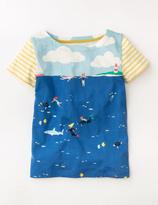 Boden Summer Hotchpotch T-shirt