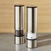 Crate & Barrel Peugeot ® Elis Electric Salt & Pepper Mills