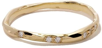 Wouters & Hendrix Gold 18kt yellow gold Diamond band
