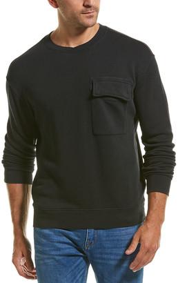 ATM Atm Pocket Pullover