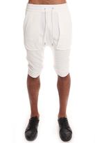 Helmut Lang Drop Crotch Short