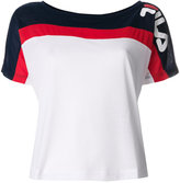 Fila colour-block T-shirt