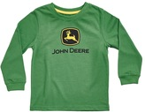 John Deere Toddler Boy Logo Graphic Tee