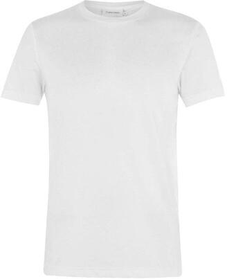 Calvin Klein Plain Crew Neck T Shirt