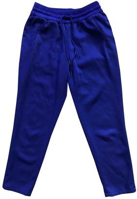Eleven Paris Blue Trousers for Women