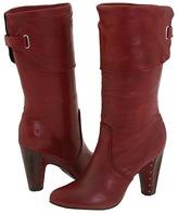 Frye Bethany Cuff Shortie Cowboy Boots