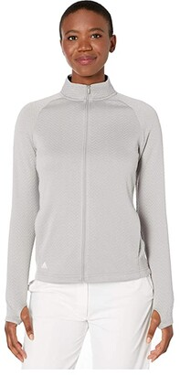 adidas Textured Layer Jacket (Collegiate Navy) Women's Clothing