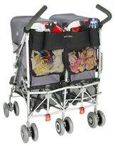 Maclaren Organiser for Stroller Twin Black by