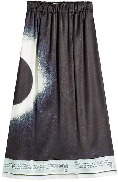 Maison Margiela Printed Skirt