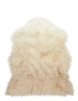 Nordstrom Ombre Faux Fur Rug
