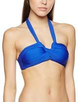 Lepel Women's Lagoon Bikini Top,10
