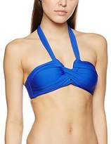 Lepel Women's Lagoon Bikini Top,8