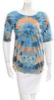 Raquel Allegra Tie-Dye Oversize T-Shirt w/ Tags