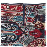 Etro swirl patterned scarf