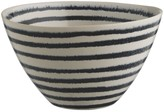 IKE striped cereal bowl D15cm