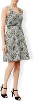 Monsoon Ilana Jacquard Dress