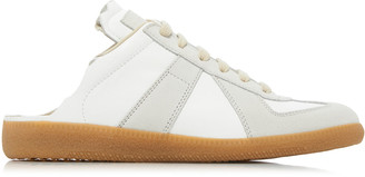 Maison Margiela Backless Leather Sneakers