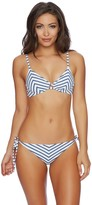 Splendid Chambray All Day Underwire Bikini Top