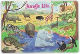PAINLESS LEARNING PLACEMATS-Jungle Life-Placemat