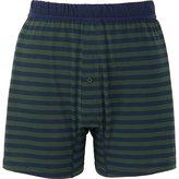 Uniqlo Men Supima Cotton Knit Striped Trunks