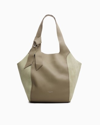 Rag & Bone Grand shopper - leather and suede
