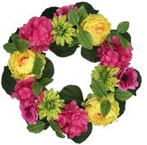 SONOMA Goods for LifeTM Artificial Flower Wreath