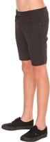 City Beach Volcom Boys 2x4 Twill Walk Shorts