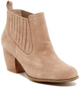 Restricted Warwick Suede Bootie