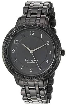 Kate Spade Morningside - KSW1553 (Black) Watches