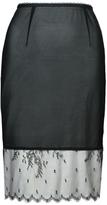 Devinette Noir Underskirt