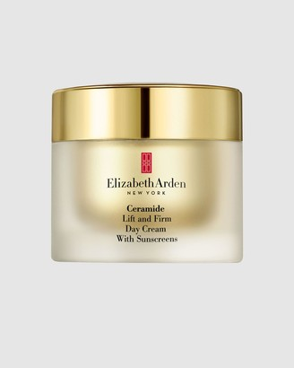 Elizabeth Arden Women's White Day Cream - Ceramide Lift and Firm Day Cream with Sunscreen 50ml - Size One Size, 50ml at The Iconic