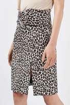 Boutique Leopard pony skirt