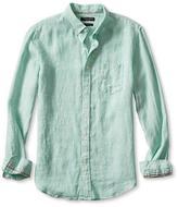 Banana Republic Camden-Fit Solid Linen Shirt