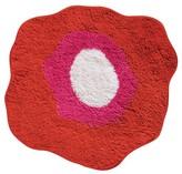 InterDesign Poppy 2 Microfiber Rug