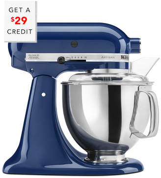 KitchenAid Artisan Series 5Qt Tilt-Head Stand Mixer - Ksm150pser With A $29 Credit