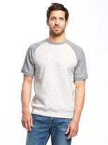 Old Navy Fleece Crew-Neck Sweatshirt for Men