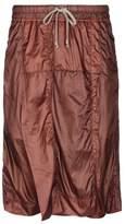DRKSHDW by RICK OWENS Bermuda shorts