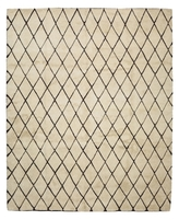 Solo Rugs Moroccan Hand-Knotted Rug