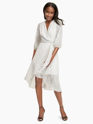 Tommy Hilfiger Essential Chiffon Wrap Dress