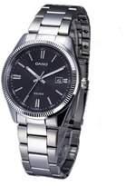 Casio Men's MTP1302D-1A1V Stainless-Steel Quartz Watch