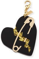 Edie Parker Broken Heart Bag Charm